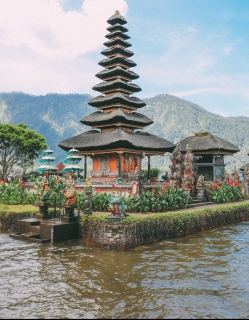 Bali is the most renowned of the a great many islands in the Indonesian archipelago