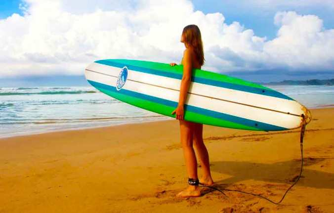Best places to surf in Sri Lanka