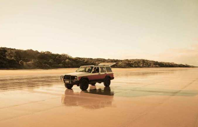 Best jeep for traveling