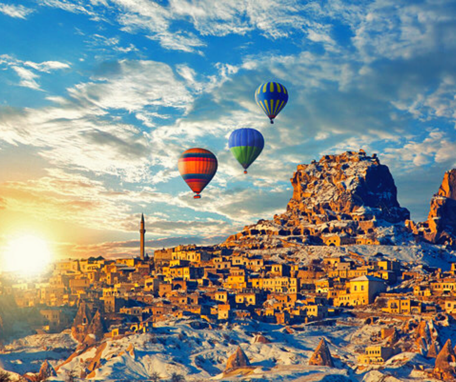 7 Best Places to Visit In Turkey