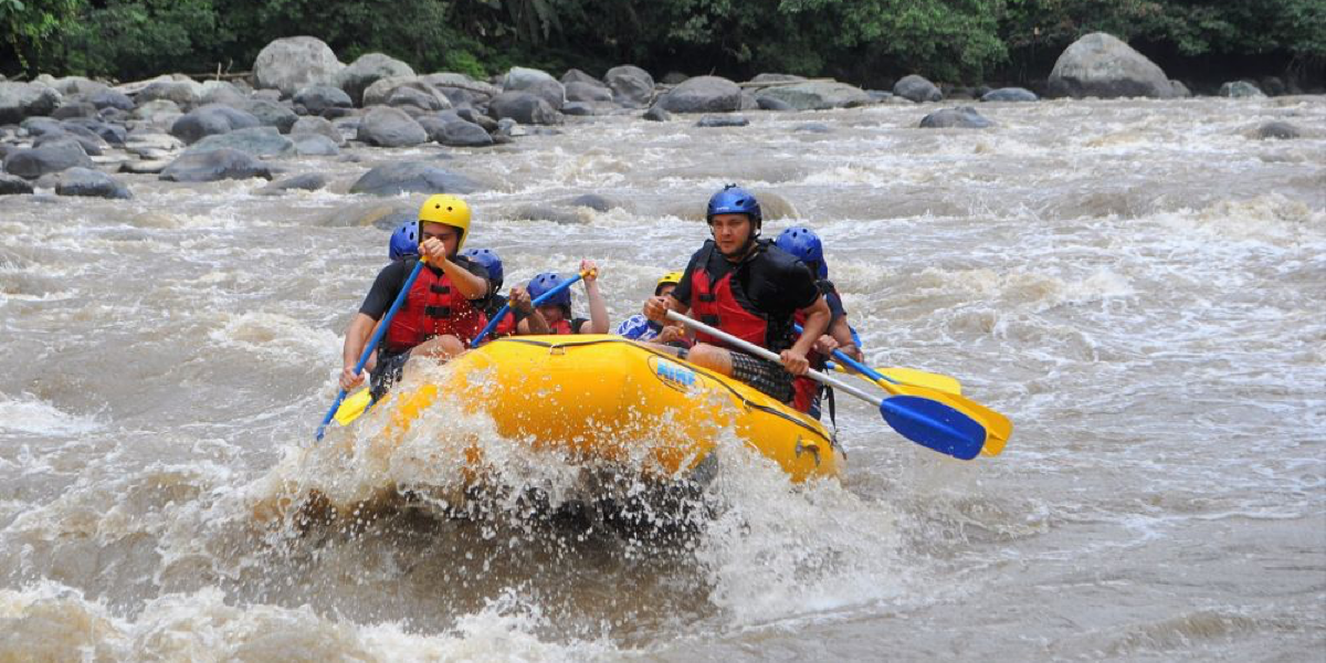 White water rafting information and guidelines for 2019