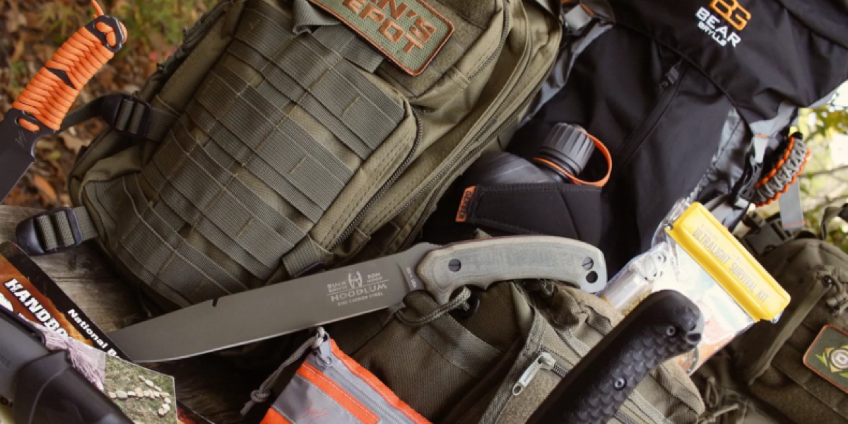 Survival tools for your adventure trip